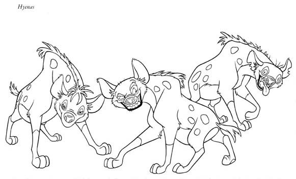 Coloring Page Disney Coloring Page The Lion King | PicGifs.com