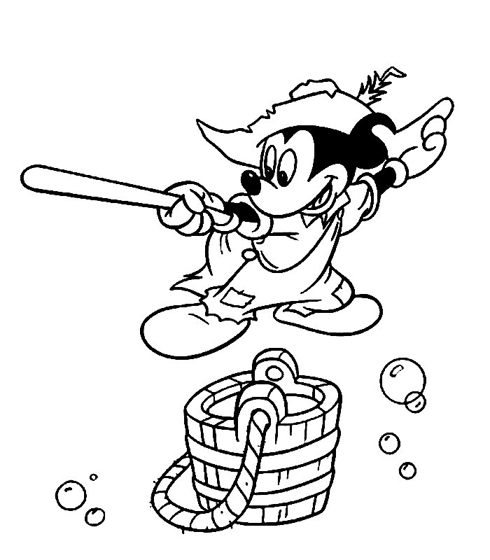 The three musketeers coloring pages