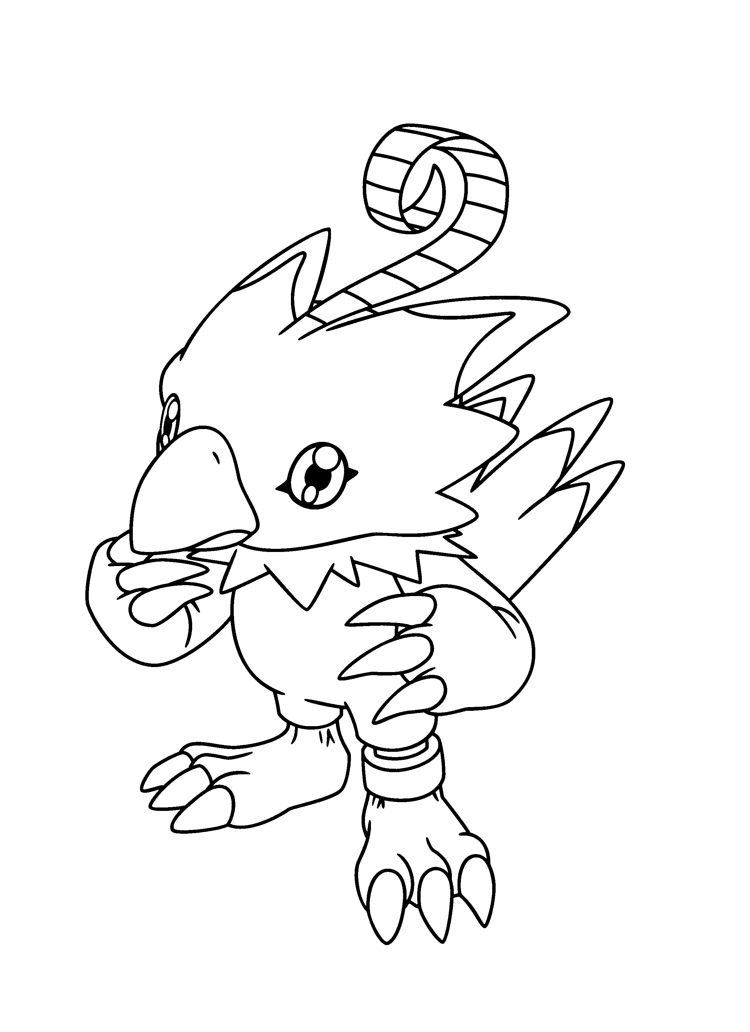 free coloring pages of digimon fusion Digimon Fusion Coloring Pages  Digimon Coloring Book