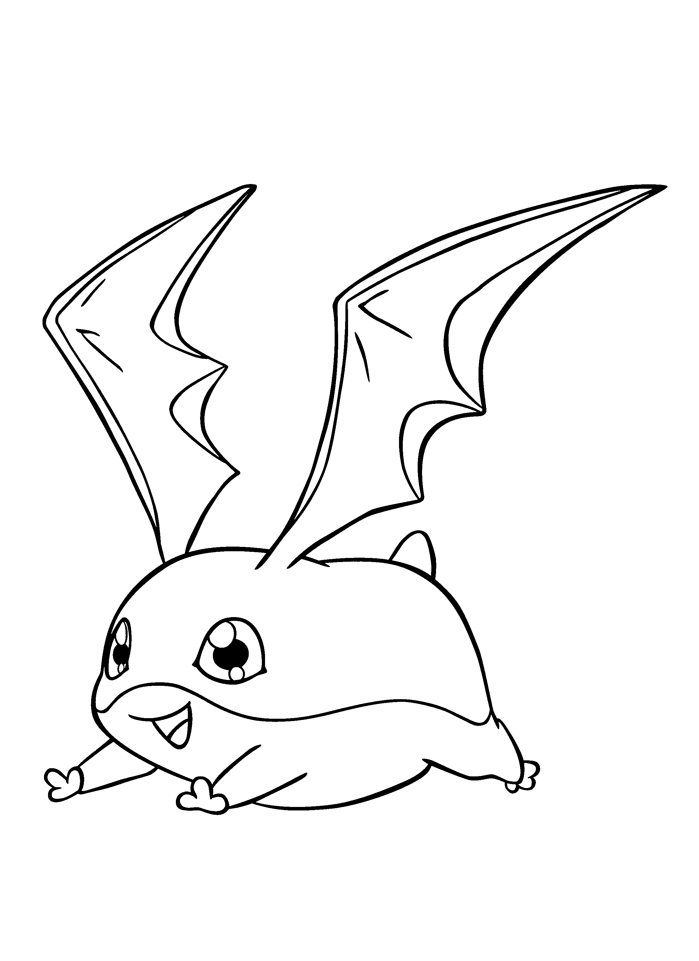 Cute Baby Fish Animals Coloring Pages
