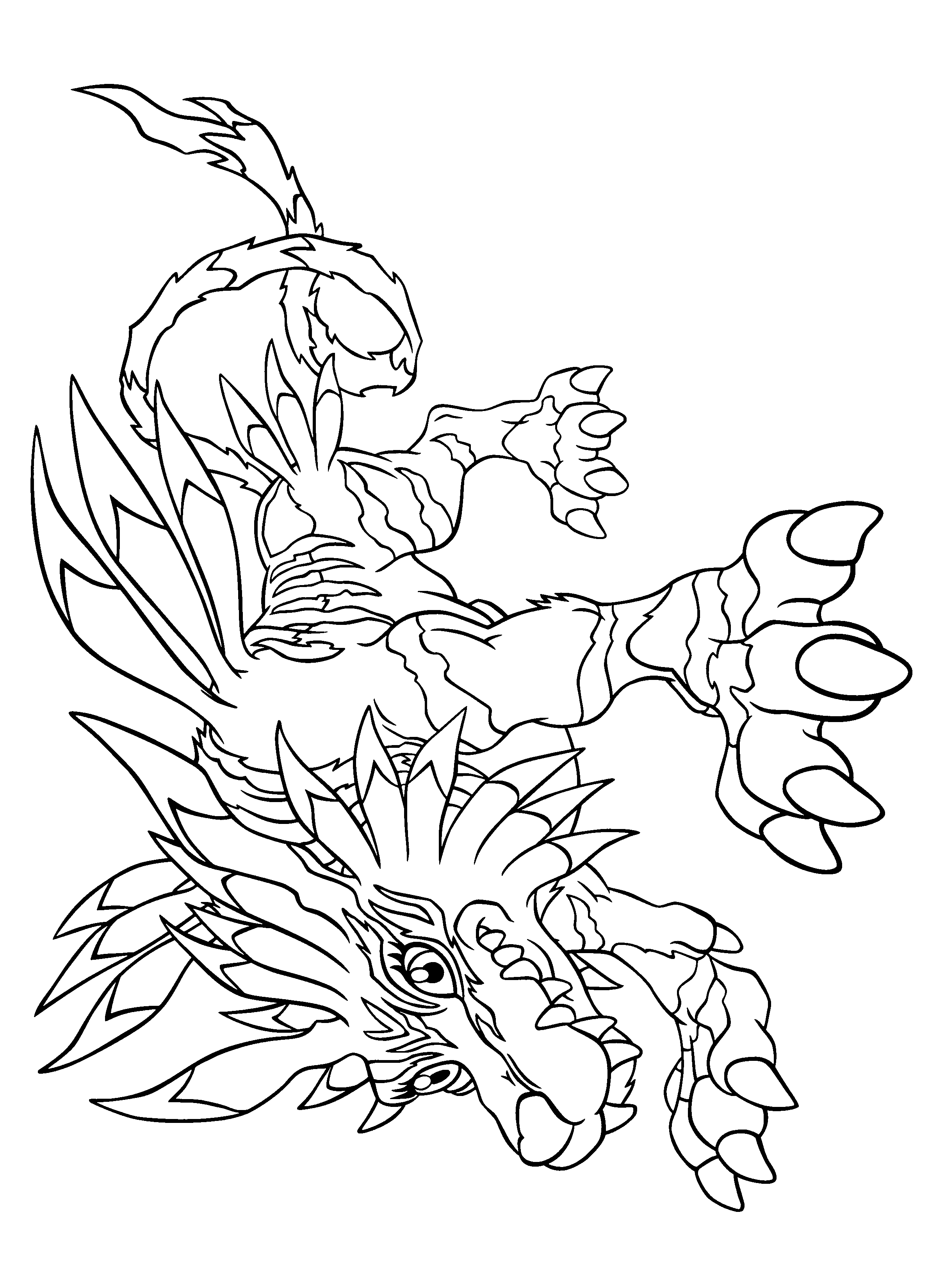 Angemon Coloring Pages Coloring Pages Digimon Coloring Pages