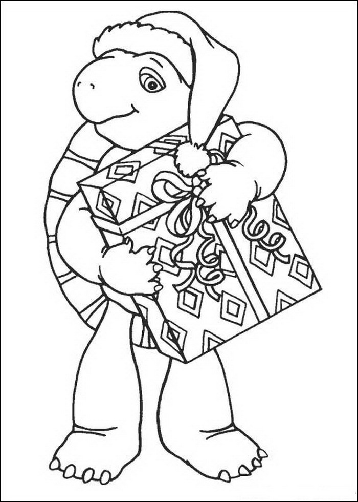 Coloring Page Franklin Coloring Pages 22 Franklin The Turtle Coloring Pages