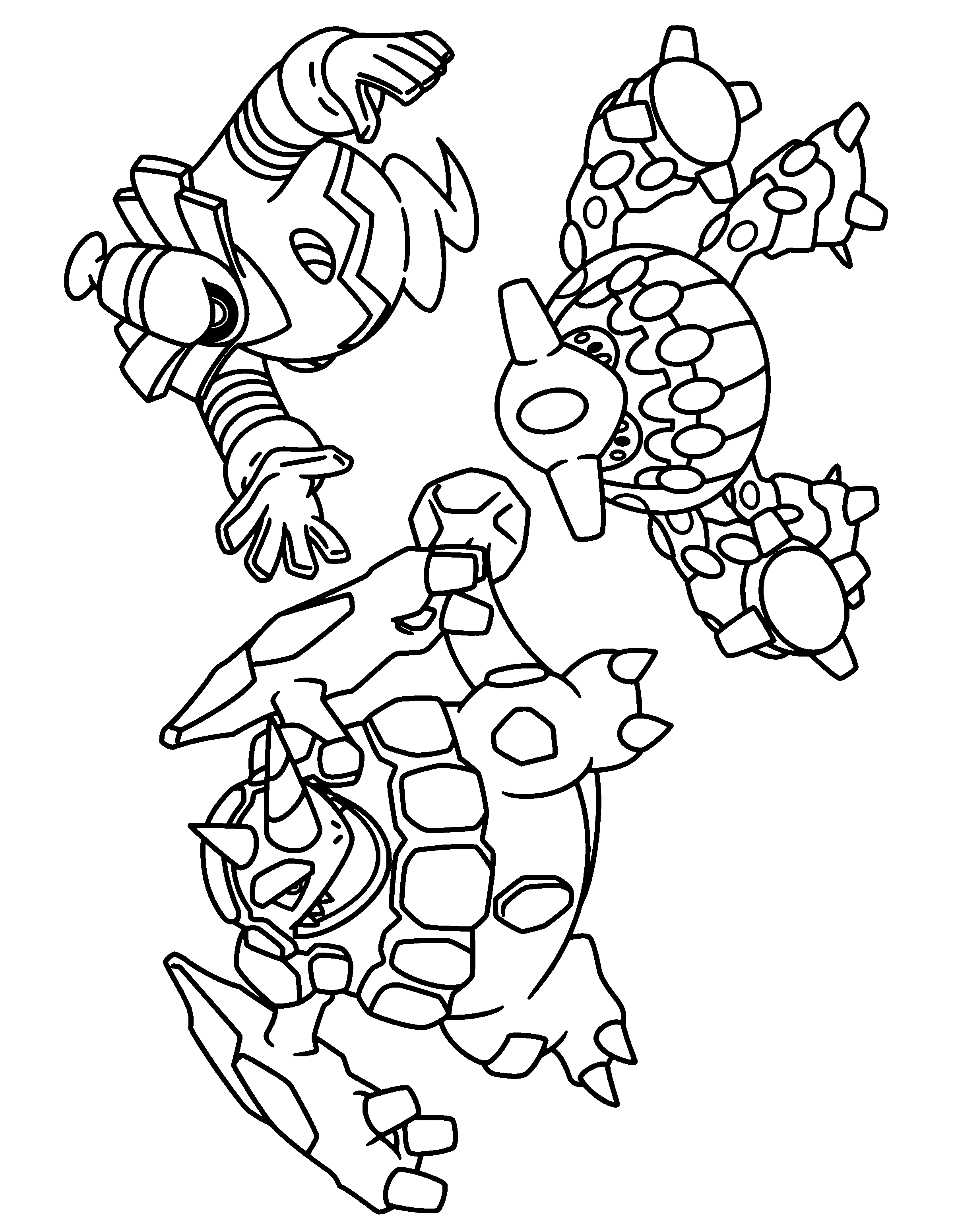 Coloring pages Tv series coloring pages Pokemon diamond pearl