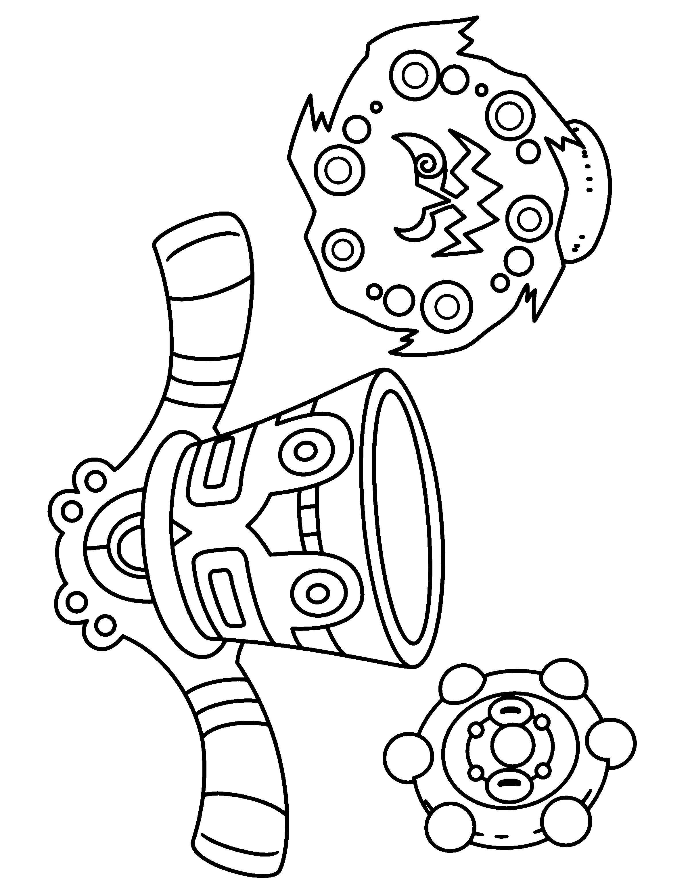pokemon dimond coloring pages - photo#26