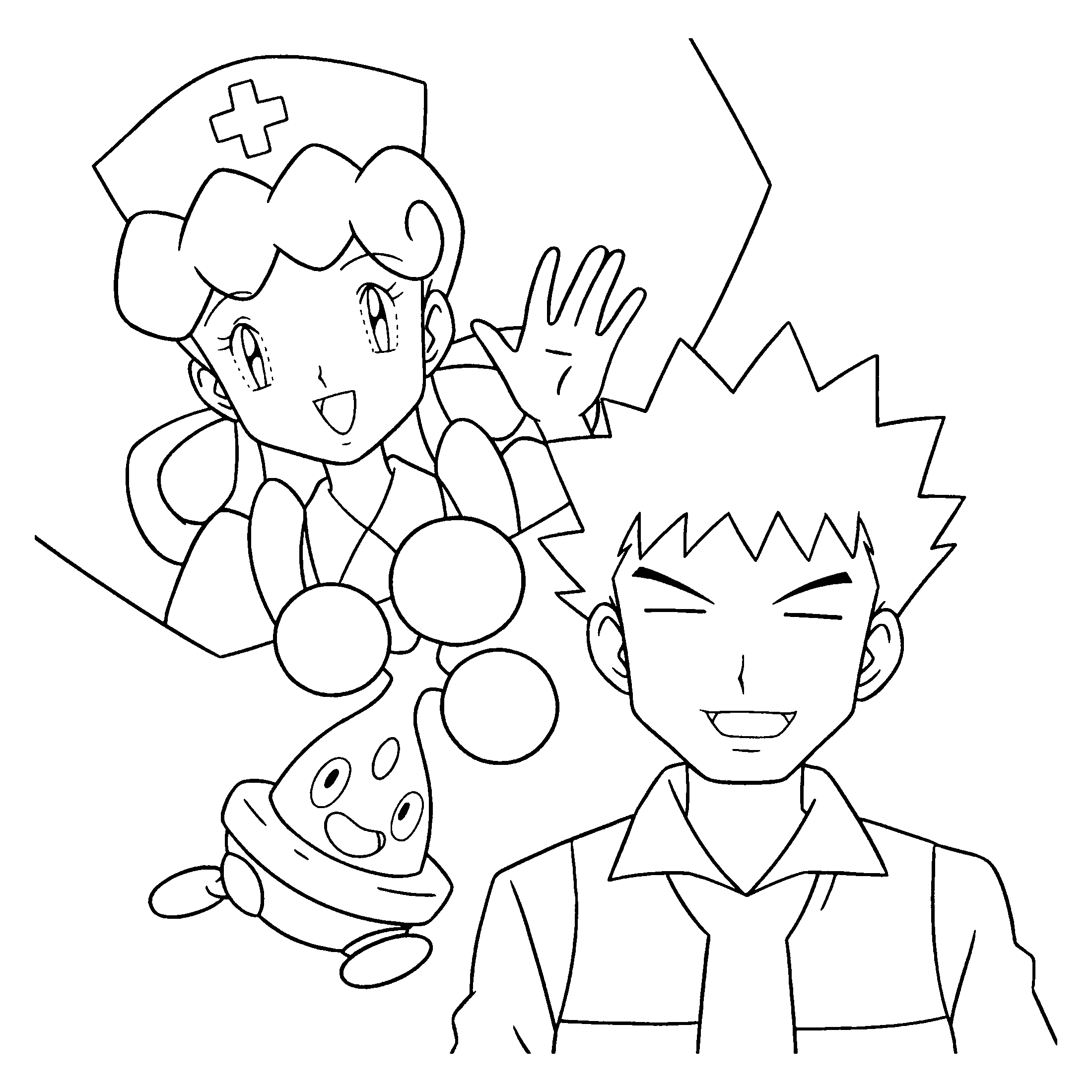 pokemon dimond coloring pages - photo#3