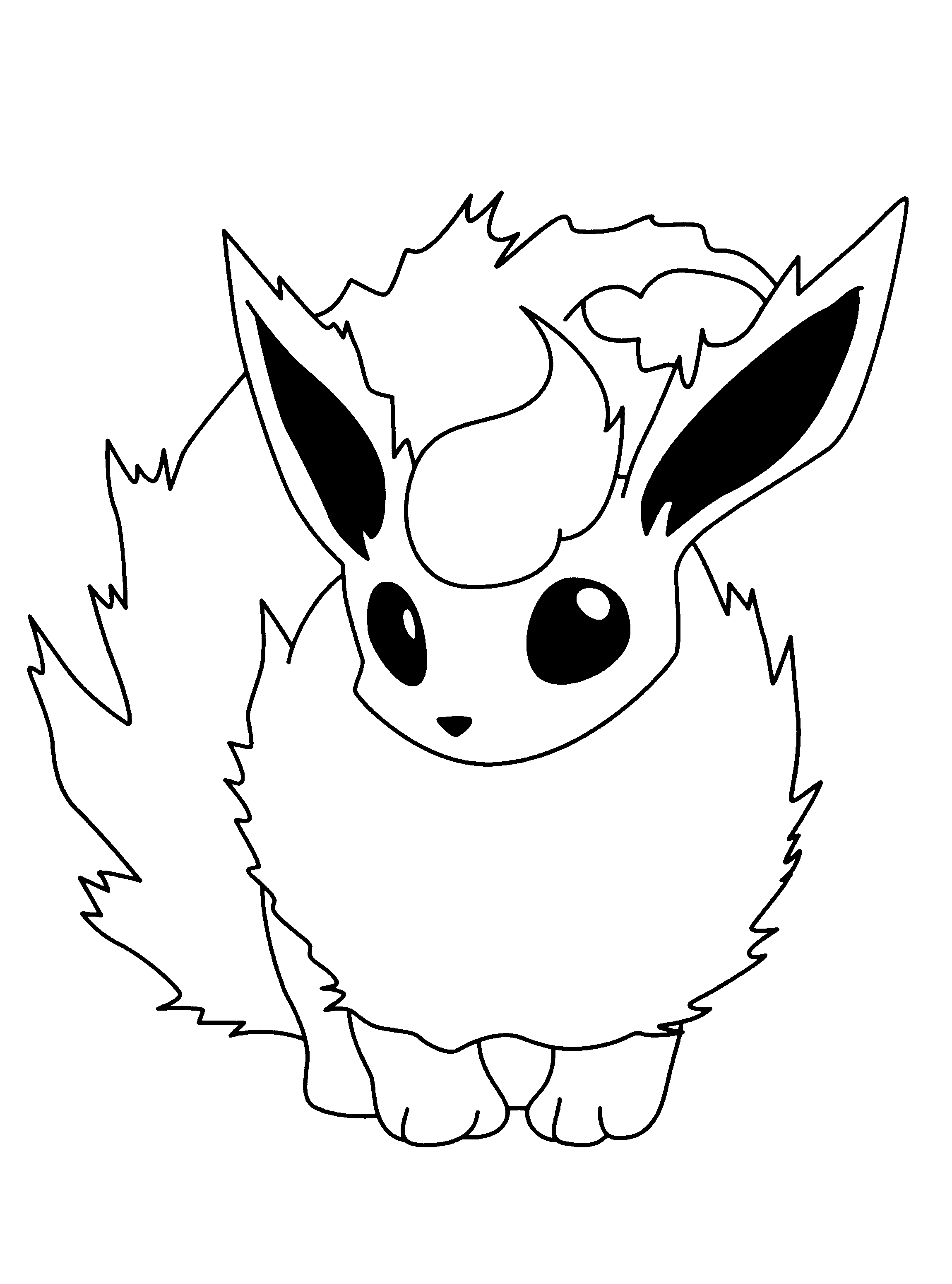 Coloring Page Pokemon coloring pages 10
