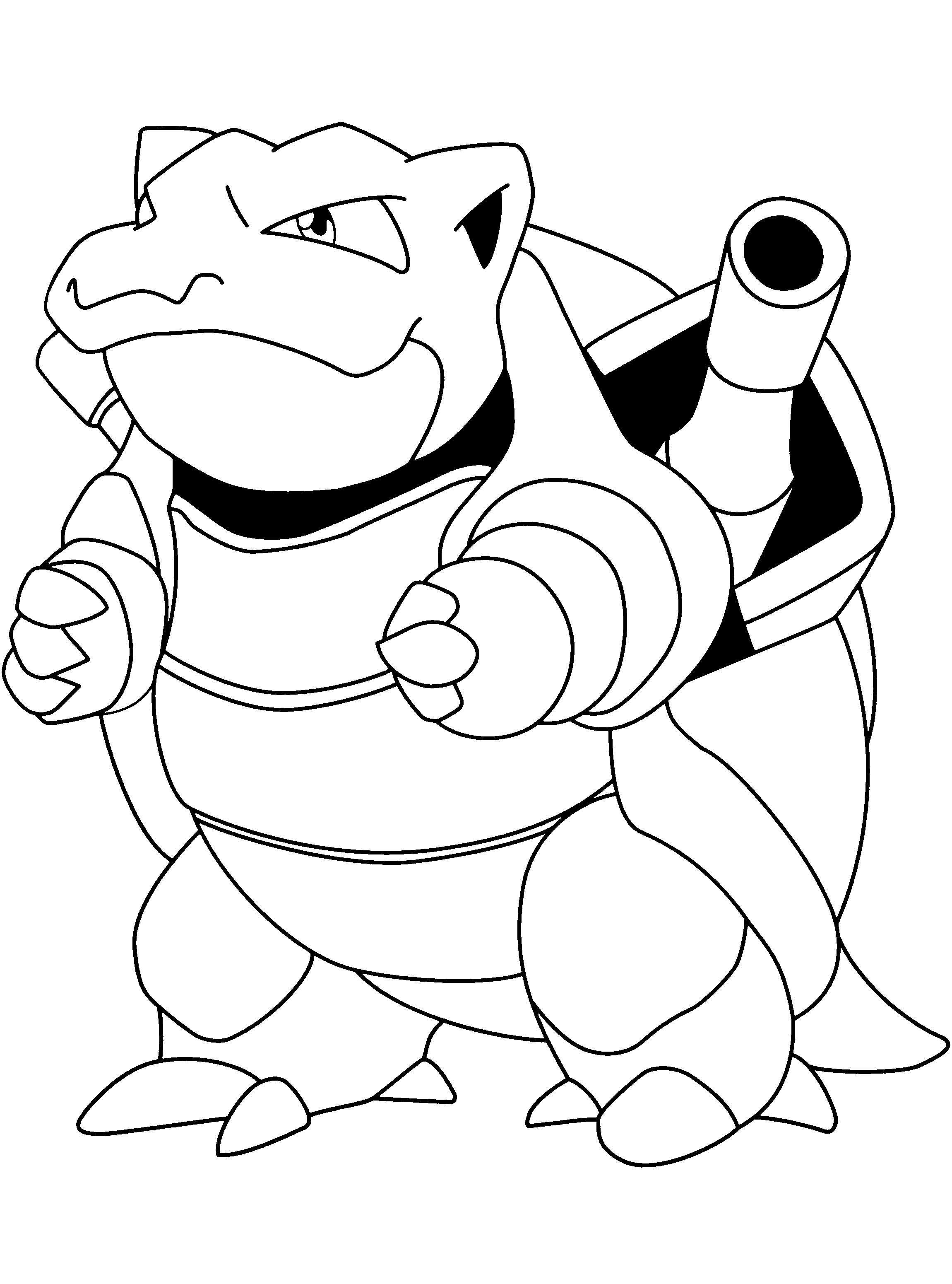 Coloring Page - Pokemon coloring pages 20