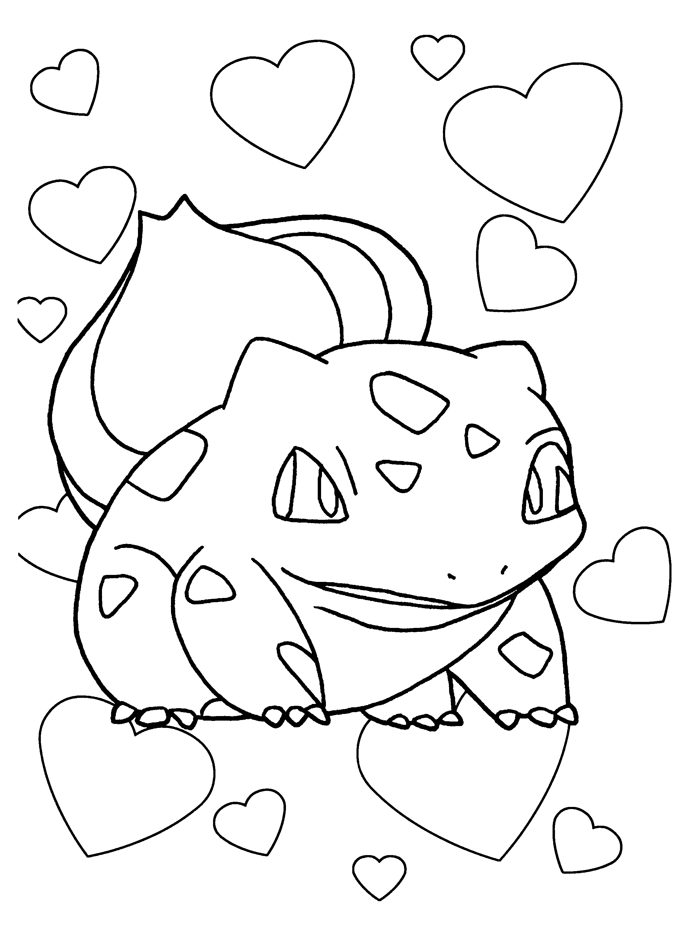 Coloring page pokemon coloring pages 33 for Pyroar coloring pages