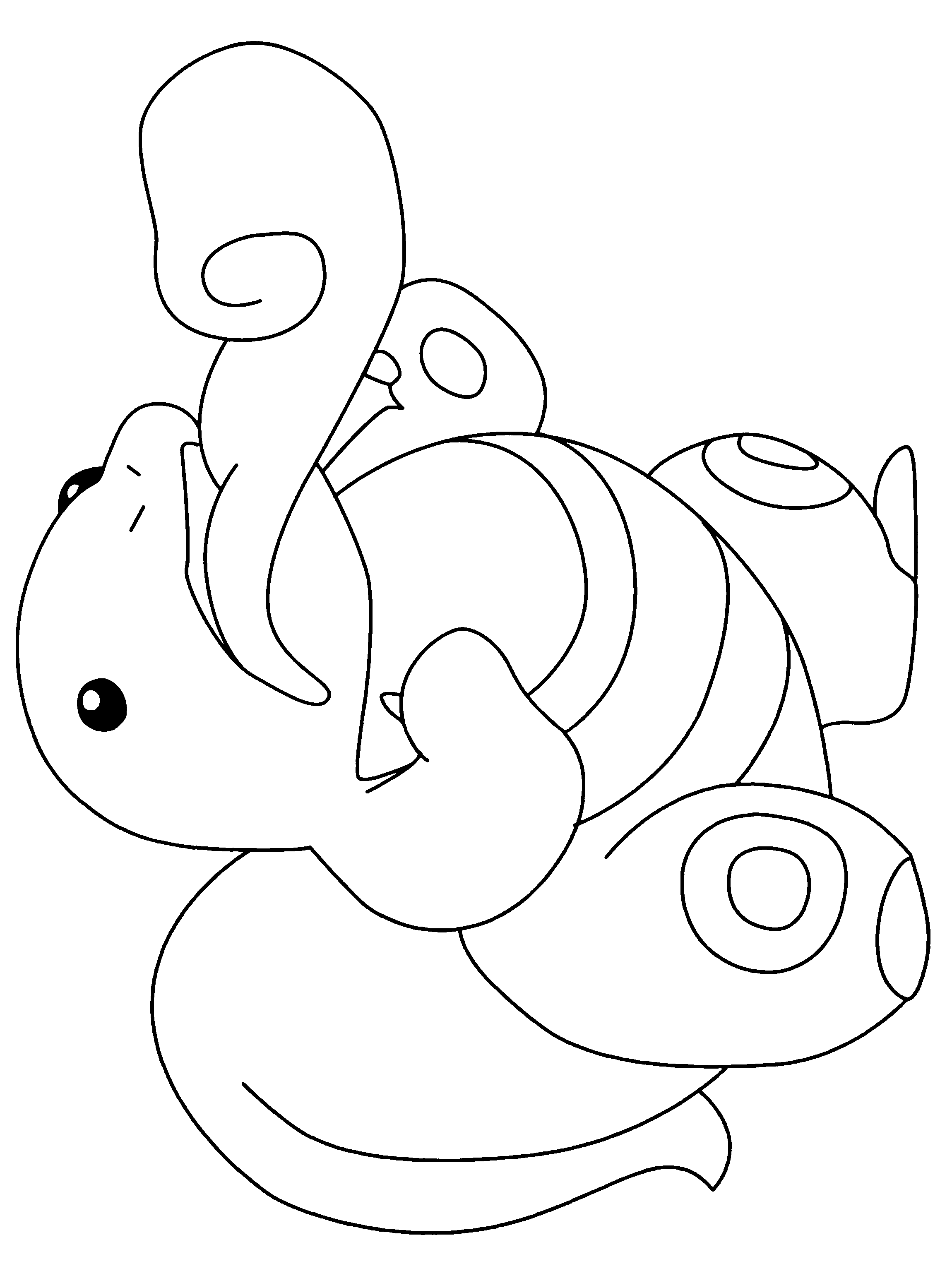 Coloring Page Pokemon coloring