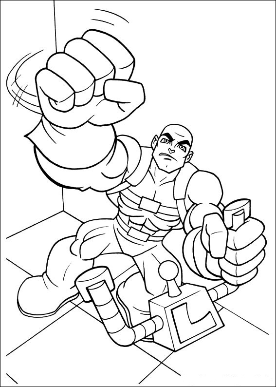 Super Friends Coloring Pages - Worksheet & Coloring Pages