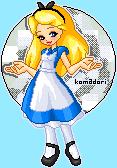 Alice in wonderland disney gifs