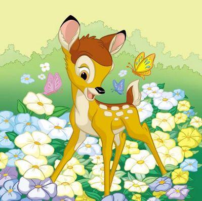 Bambi disney gifs