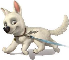 Bolt Disney Gif Picgifs Com