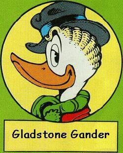 Gladstone gander disney gifs
