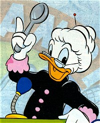 Grandma duck disney gifs