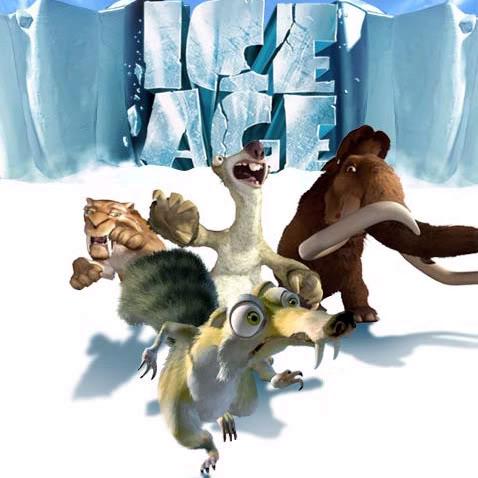 Ice age disney gifs