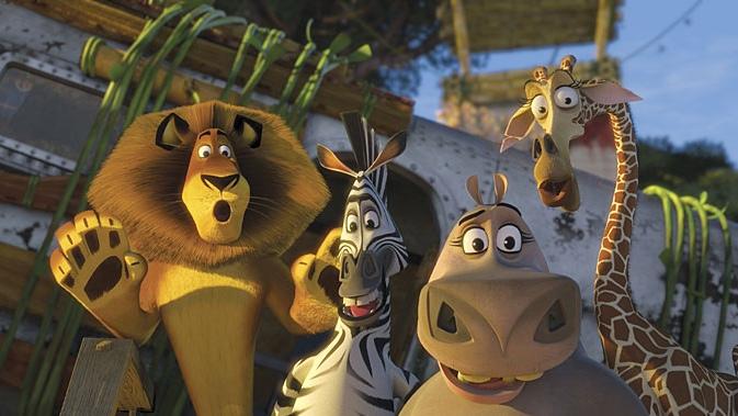 Madagascar Gifs. Disney Gifs