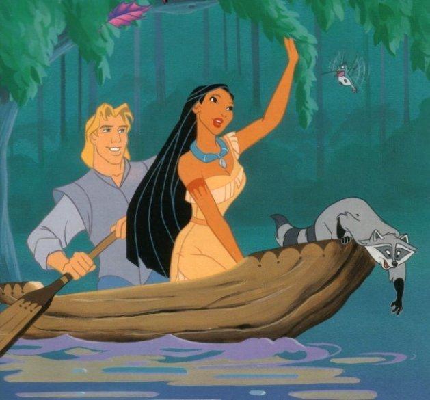 Pocahontas disney gifs