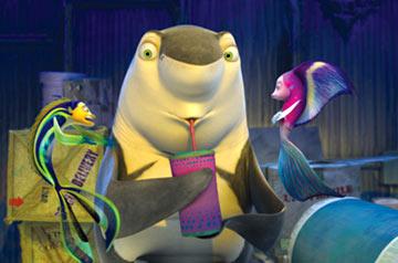 Shark tale disney gifs