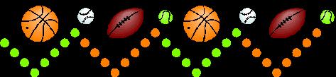 Sports divider