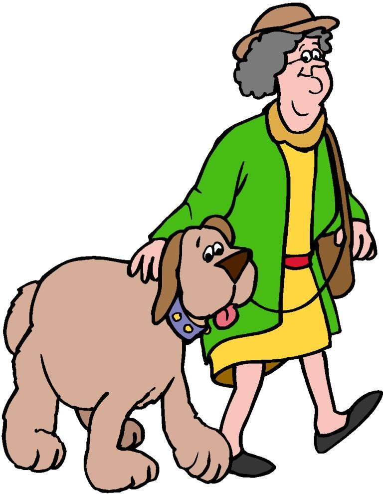 Walking the dog dog graphics