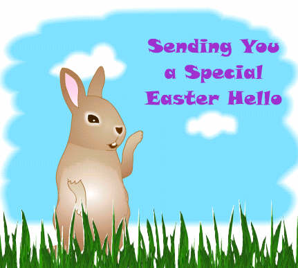 Cards easter graphics