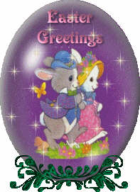 Globes easter graphics