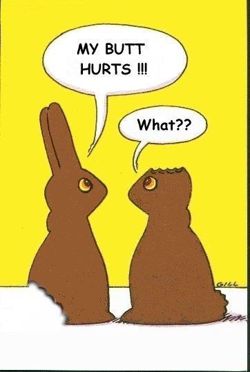 Humor easter graphics