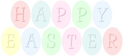 Wallpapers easter graphics