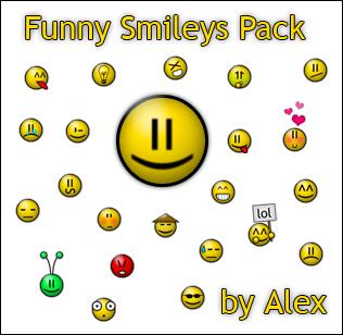 Multiple smileys smileys