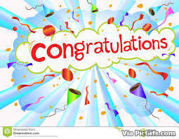 Congratulations facebook graphics