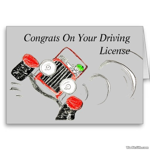 Drivers license facebook graphics