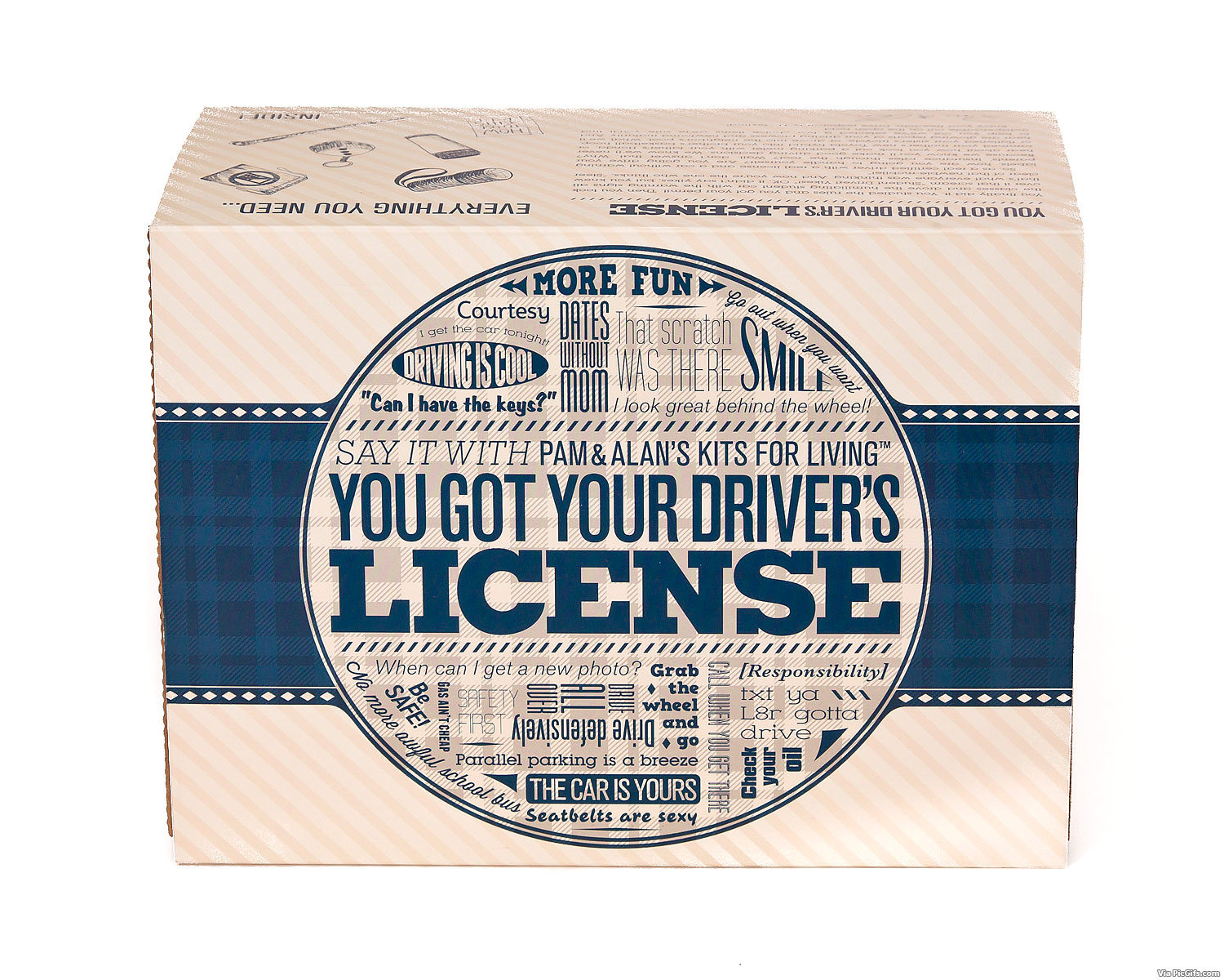 Facebook graphics Drivers license