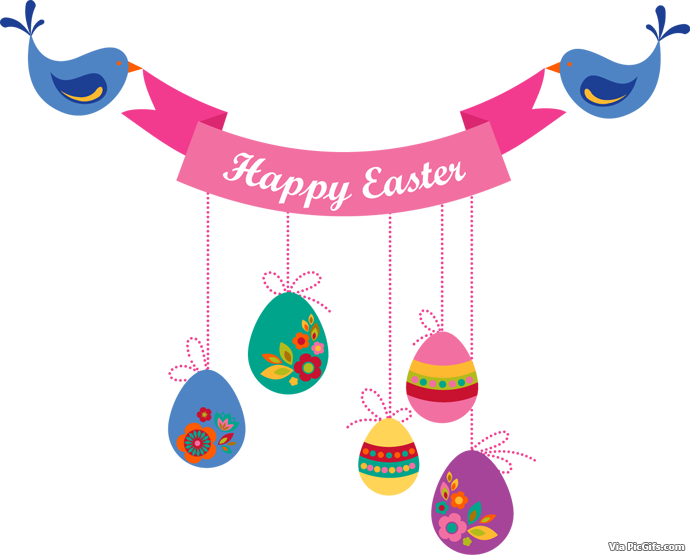 Easter Facebook graphics