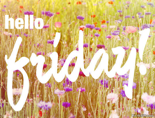 Friday facebook graphics