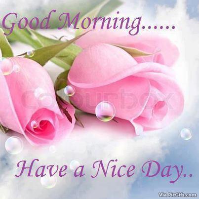 Good morning Facebook graphics