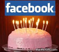 Happy birthday Facebook graphics