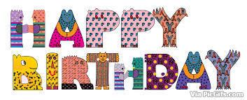 Happy birthday facebook graphics