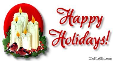 Holiday facebook graphics