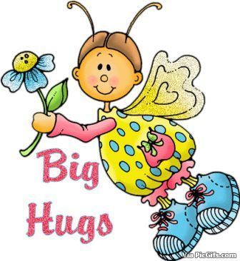 Hugs facebook graphics