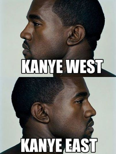 Humor Facebook graphics Kayne West