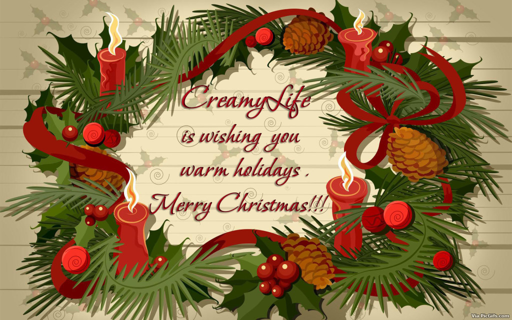 Merry Christmas Facebook Graphics | PicGifs.com