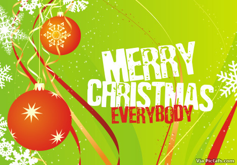 Facebook graphics Merry christmas
