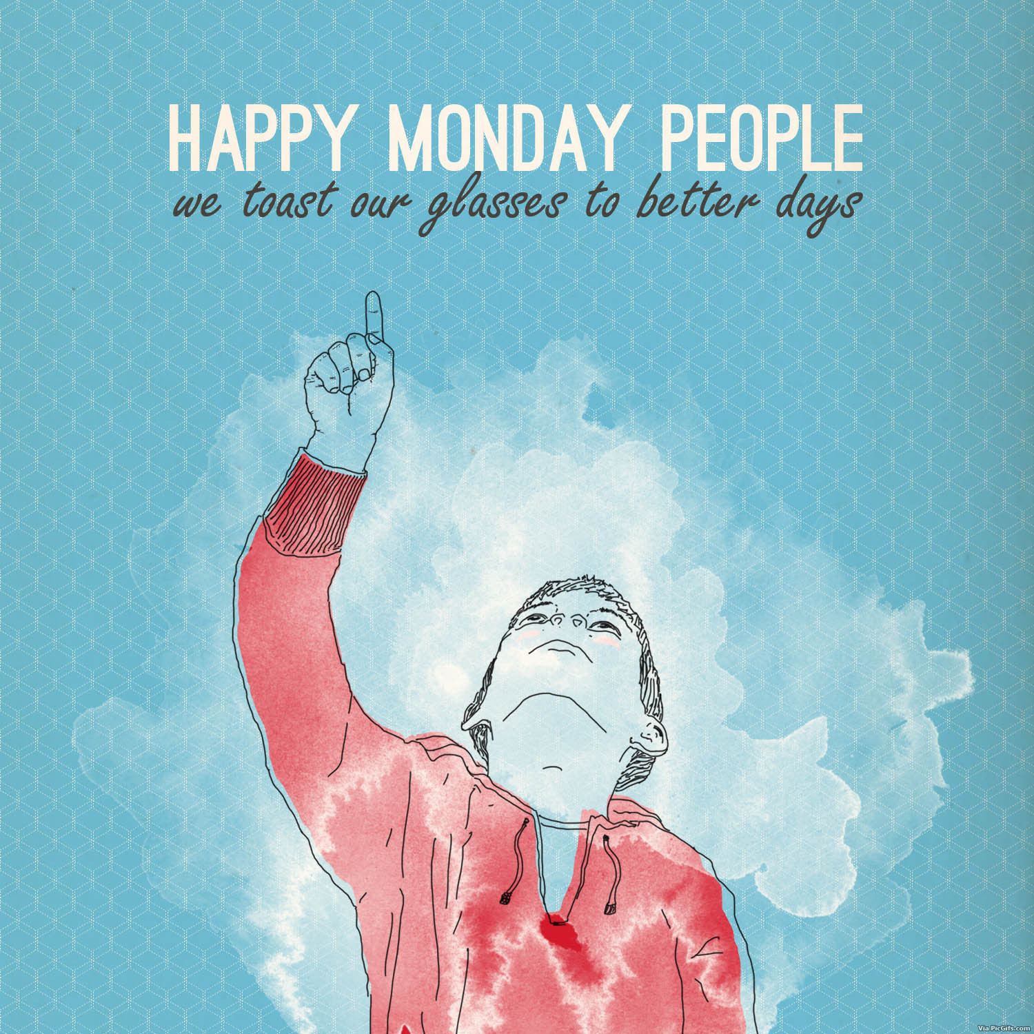 Monday Facebook graphics