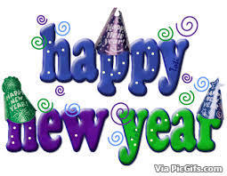 New year facebook graphics