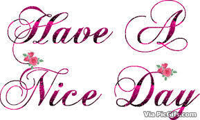 Nice day facebook graphics