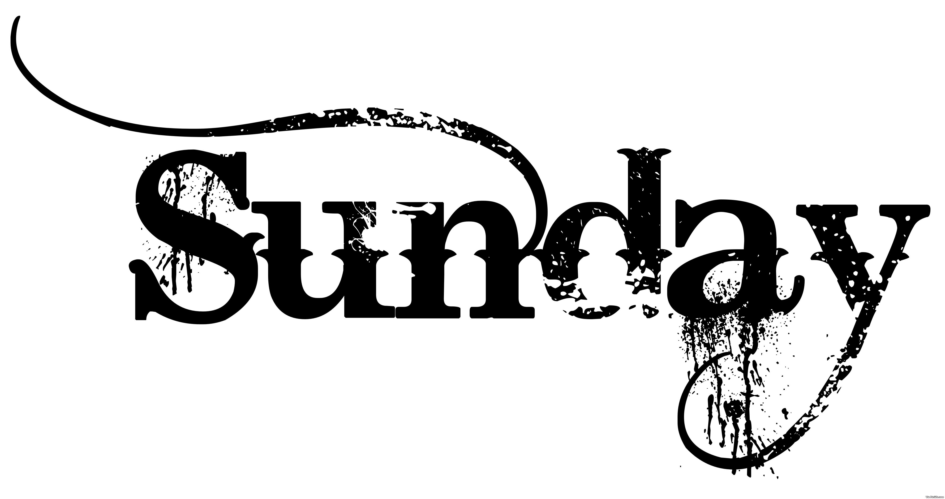 Sunday facebook graphics