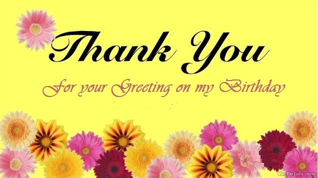 Thank you Facebook Graphic Animaatjes thank you 4300188 – Thank You Message for Birthday Greetings on Facebook