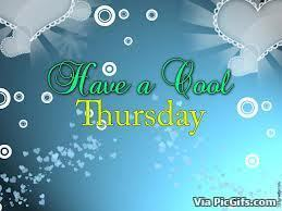Thursday Facebook graphics