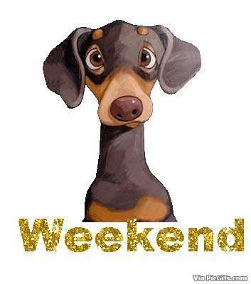 Weekend facebook graphics